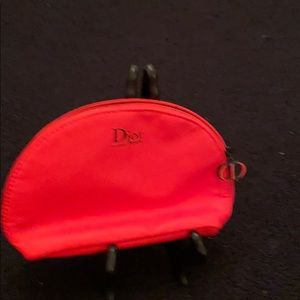 New Dior Beaute Cosmetic Bag